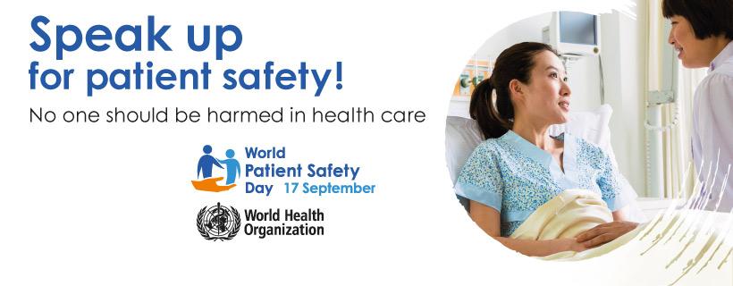 La SCQA s'adhereix alDia Mundial de la Seguretat del Pacientque es celebra aquest 17 de setembre.