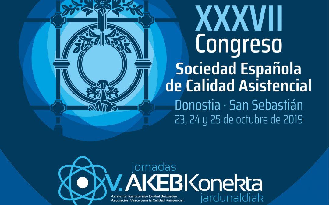 Convoquem 10 beques, per a 10 inscripcions en el XXXIV Congreso de la Sociedad Española de Calidad Asistencial