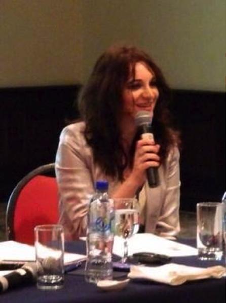 Entrevistem a Giovanna Gabriele, ponent de la jornada